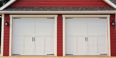 5300/5600. Pre Finished Steel Sandwich Carriage House Door