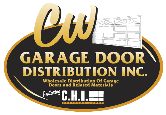 CW Garage Door Distribution Logo